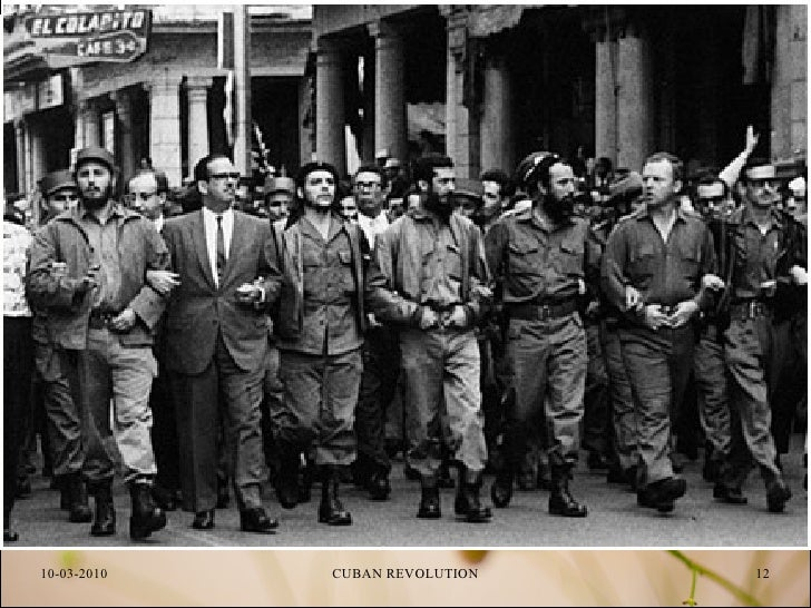 cause and effect cuban revolution What were the economic effects of the cuban revolution  one of the cause of this ageing is that the young  problems are not an effect of the revolution,.