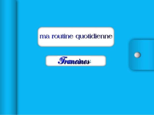 Francines 13