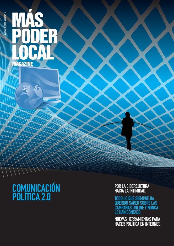 DICIEMBRE 2010. NÚMERO 3                           COMUNICACIÓN   POR LA CIBERCULTURA                                     ...