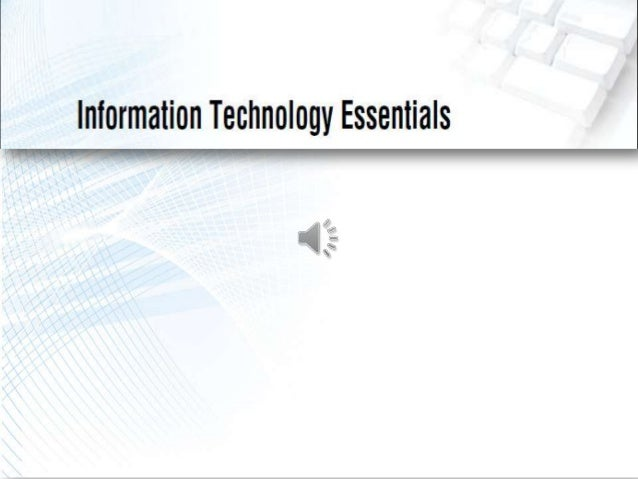 CONCEPTS  The Information Processing Cycle   Computer Software   Networks   Input  CHECKPOINT 2   Processing   The I...