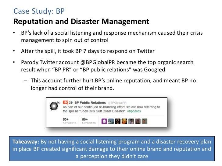 5 Digital PR Lessons from BP's Oil Spill Response