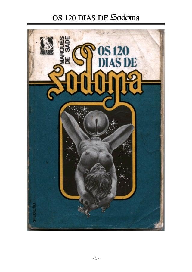 OS 120 DIAS DE SodomaOS 120 DIAS DE Sodoma - 1 -- 1 -