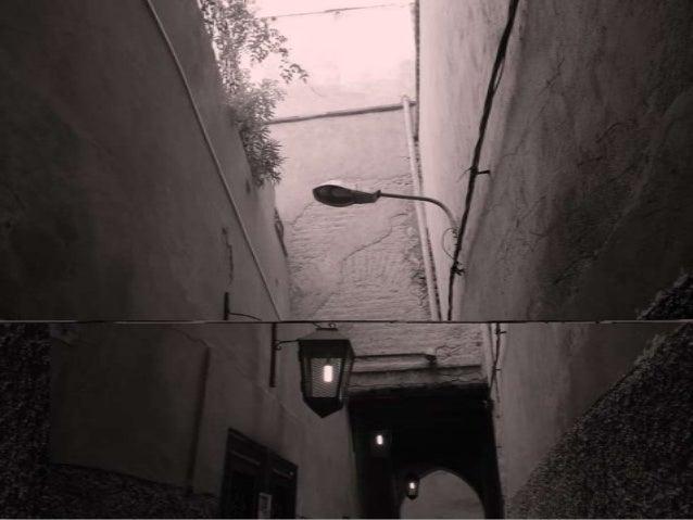 Voyage aux origines    du Tadelakt     Dès l'arrivée à          Marrakech    on l'aperçoit de            partout