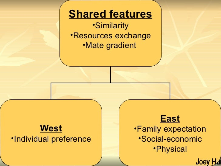 Joey Hui <ul><li>Shared features </li></ul><ul><li>Similarity </li></ul><ul><li>Resources exchange </li></ul><ul><li>Mate ...