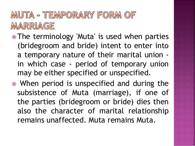 how to perform muta