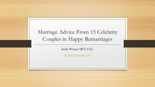 Celebrity Marriage Advice: Coolio - YouTube