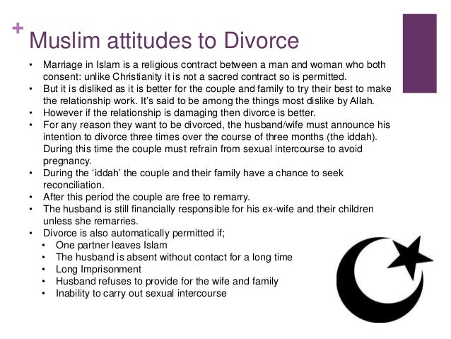 muslim attitudes to marriage Perception of single women towards marriage, career and education nimisha beri anoop beri attitudes towards marriage among women in the world these muslim, hindu and.