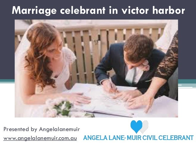 Marriage celebrant in victor harbor Presented by Angelalanemuir www.angelalanemuir.com.au