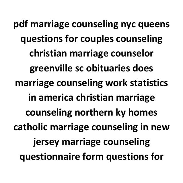 Marriage counseling near media pa