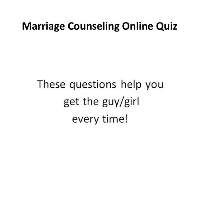 Couples counseling online
