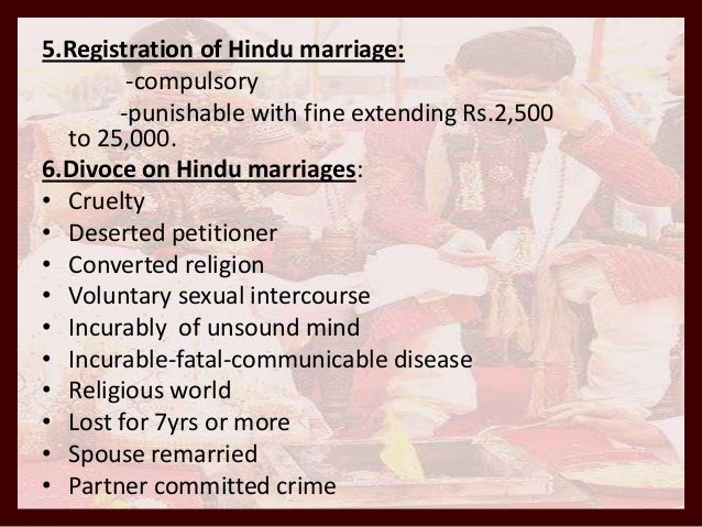 different types of marriages in hinduism
