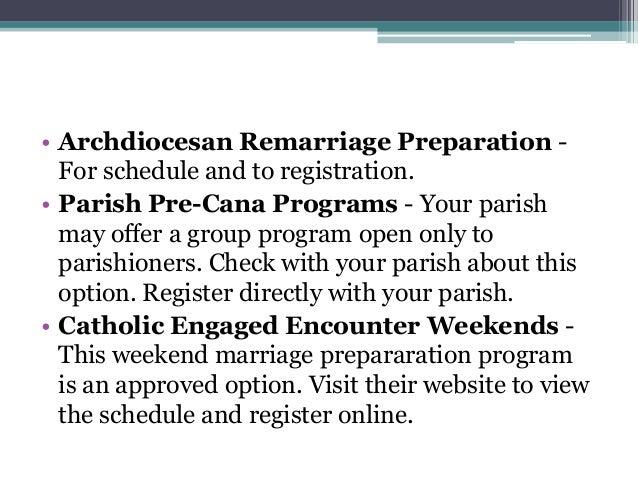 Marriage preparation essay