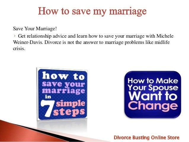 Midlife crisis spouse advice