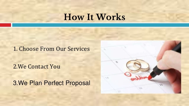 Marriage Proposal Ideas In London