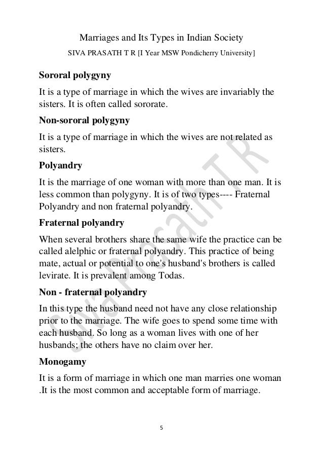 what is anuloma marriage