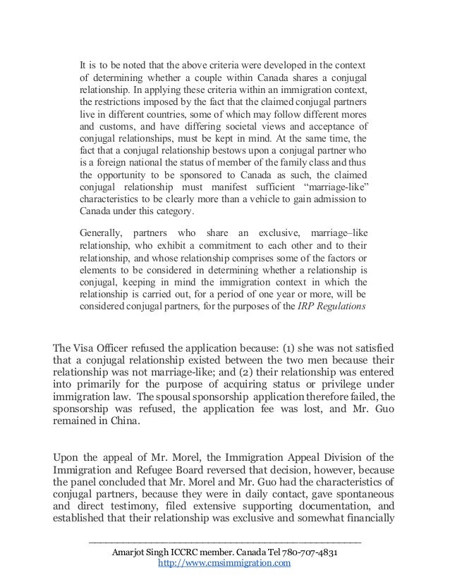 Immigration Letter Of Marriage Support Sample from image.slidesharecdn.com