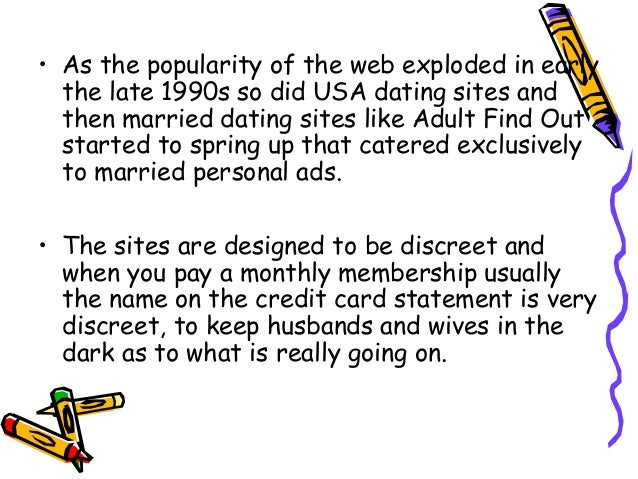 Married dating website usa