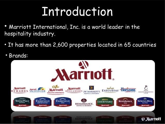 Marriott E Crm