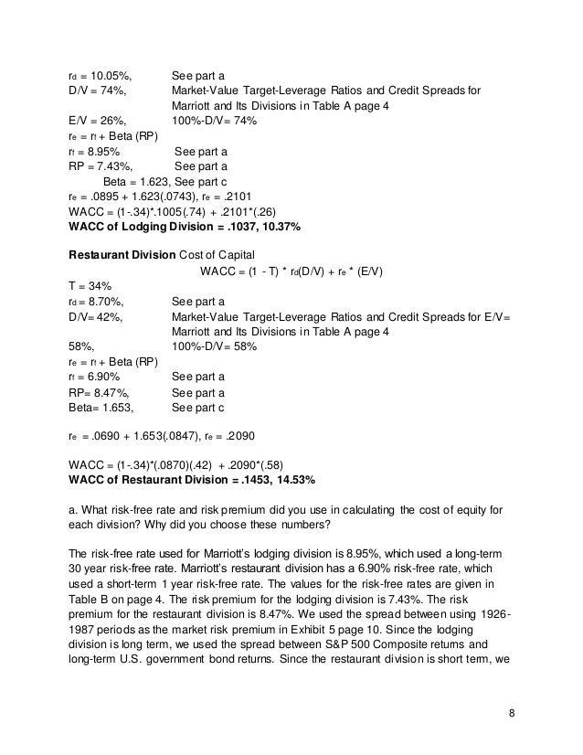 marriott case study pdf