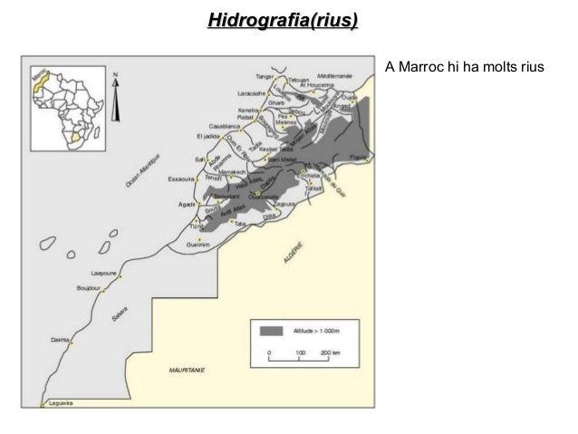 Països veïnsPaïsos veïnsMarroc té al nord, Espanya, a l'est Argèlia, i al sud Mauritania