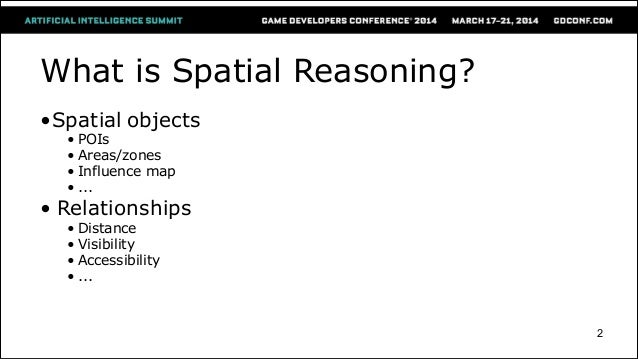 Environmentally Conscious AI: Improving Spatial Analysis and Reasoning Slide 2