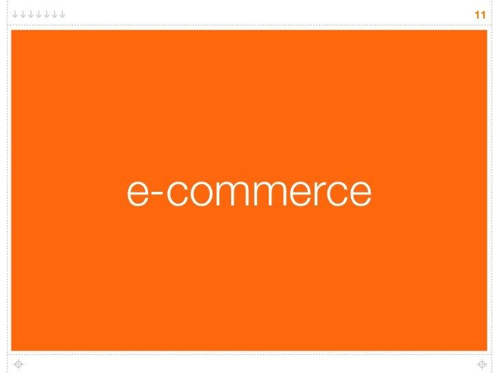 11     e-commerce