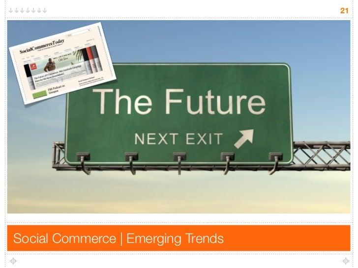 21     Social Commerce | Emerging Trends