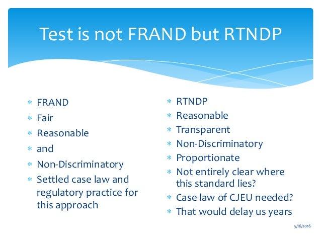cpa guidelines for non-discriminatory practice