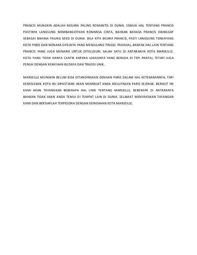 PRANCIS MUNGKIN ADALAH NEGARA PALING ROMANTIS DI DUNIA. SEMUA HAL TENTANG PRANCIS PASTINYA LANGSUNG MEMBANGKITKAN ROMANSA ...