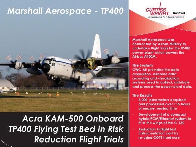 Marshall Aerospace - TP400                                Marshall Aerospace was                                contracted...