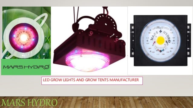Mars Hydro Led Grow Lights And Grow Tents