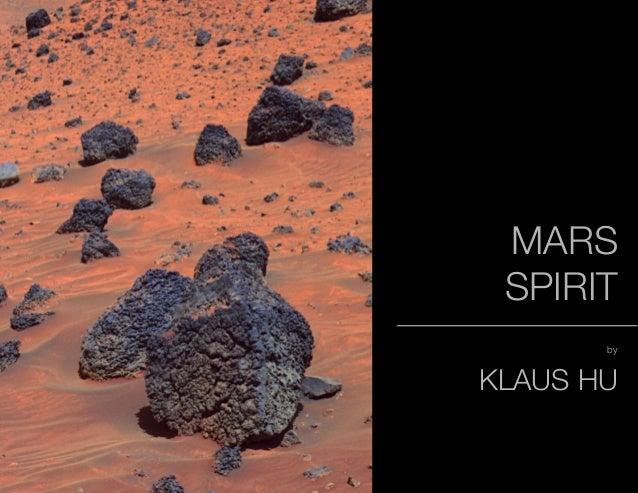 MARS  SPIRIT  by  KLAUS HU