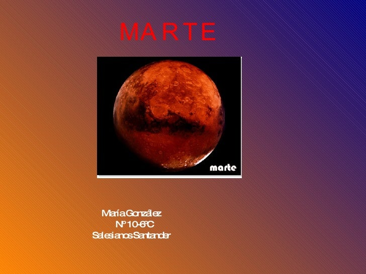 MARTE María González Nº 10-6ºC Salesianos Santander