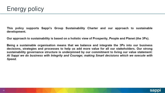 Energy policy 10