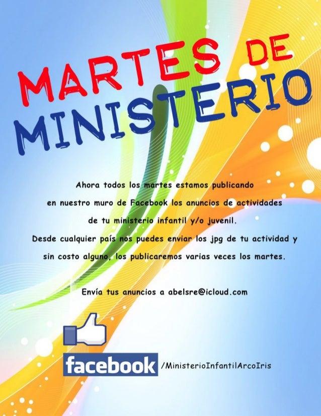 Martes de ministerio