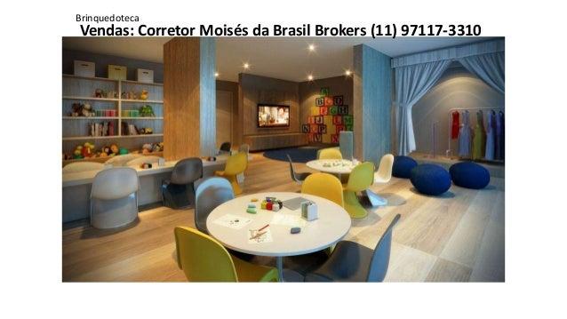 Brinquedoteca  Vendas: Corretor Moisés da Brasil Brokers (11) 97117-3310