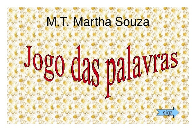 M.T.MarthaSouza      siga