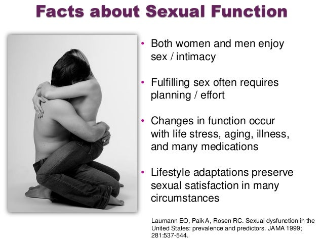 Facts about sexual penetration
