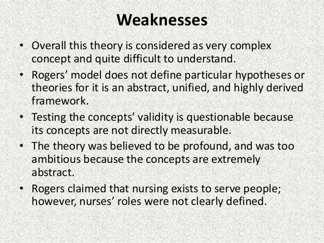 martha rogers theory [changes of nursing paradigms 1 theory of martha rogers this article is an attempt to describe changes which are taking place in nursing these changes are.
