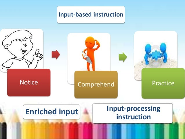 processing instruction language teaching