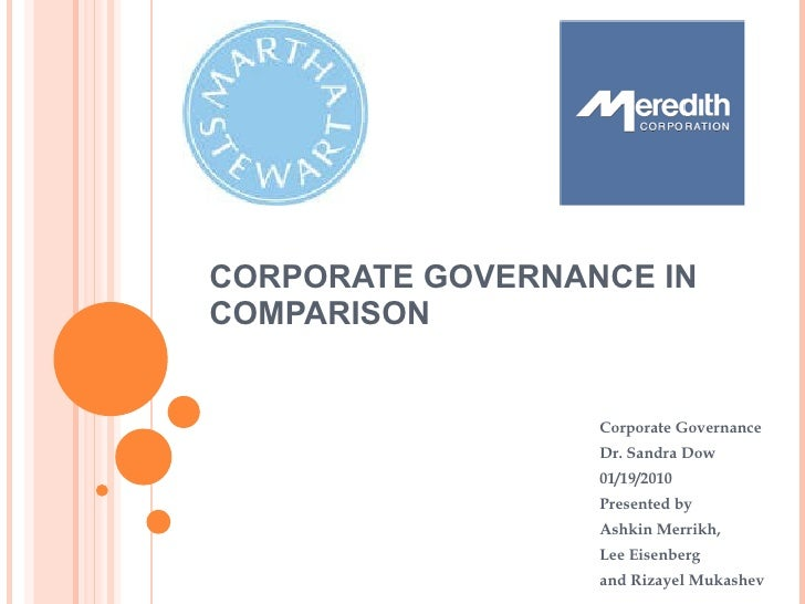 a comparision of corporate governance in Studies in international corporate finance and governance systems: a comparison of the us, japan, and europe [donald chew.
