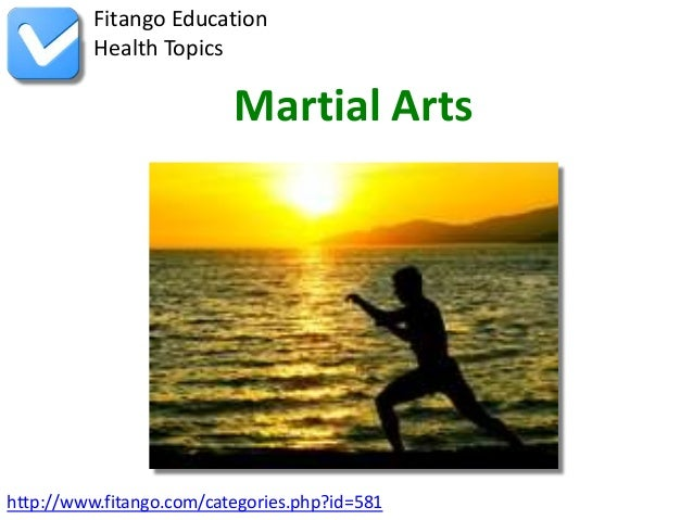 http://www.fitango.com/categories.php?id=581Fitango EducationHealth TopicsMartial Arts