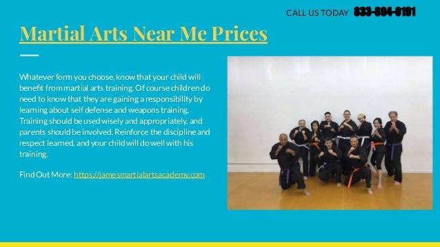 James Martial Arts Academy Martial Arts Near Me 833 894 0191