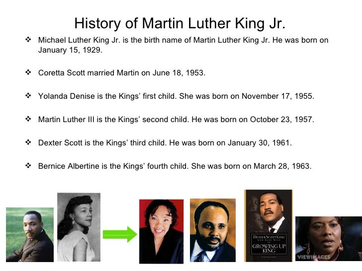 Martin Luther King Jr Research 2008 Ppp