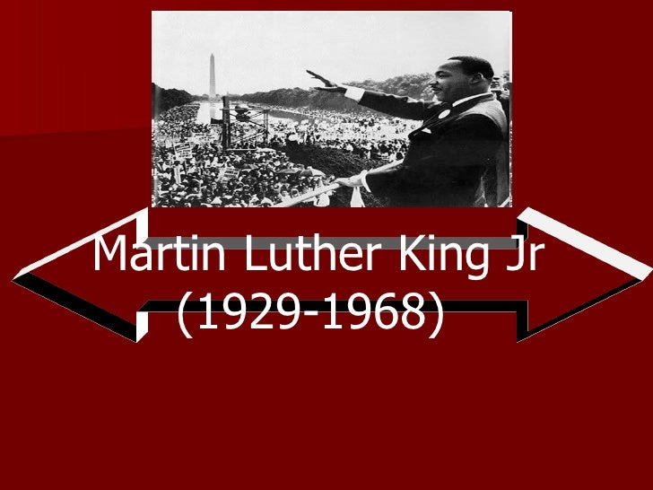 Martine Luther King Style Of Leadership Slide 2