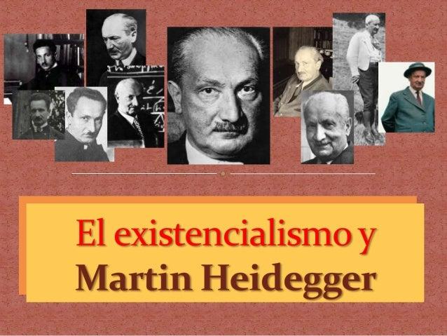 MARTIN HEIDEGGER EXISTENCIALISMO PDF DOWNLOAD