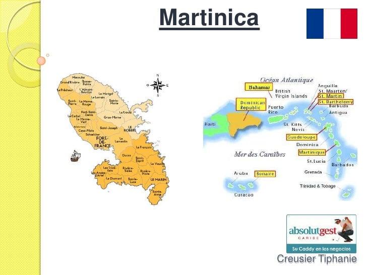 Martinica<br />CreusierTiphanie<br />