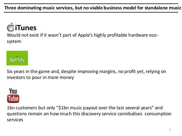 Martin Kummer Ministry of Sound Music 4 5 The Music In-app Economy