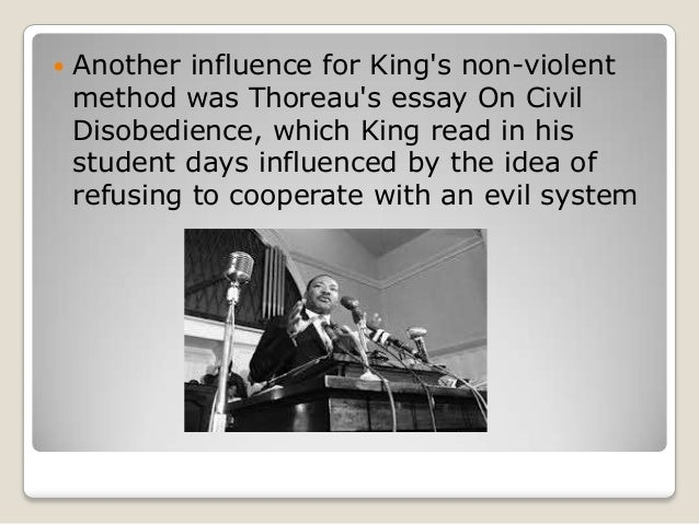 Injustice black people and martin luther king essay