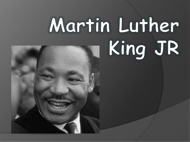Biografia  Martin Luther King nasceu em 15 de janeiro de 1929, em Atlanta, na Georgia. Filho de Martin Luther King e de A...